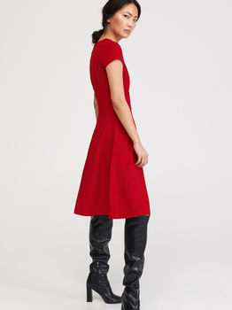 Платье RESERVED Красный xj055-33x