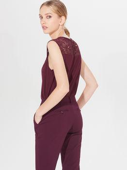 Блуза MOHITO Бордо