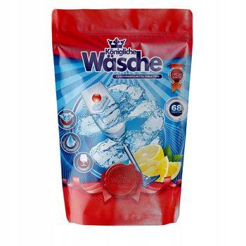 Таблетки для посудомоечной машины Konigliche Wasche 68шт