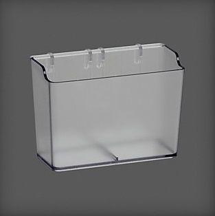 cumpără Container plastic 112x60x80, mm, transparent în Chișinău