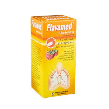 cumpără Flavamed 15mg/5ml 60ml sirop în Chișinău