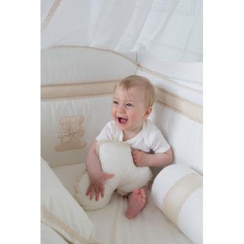 cumpără Set lenjerie pentru pătuc Special Baby Anie Ivory (3 un.) în Chișinău