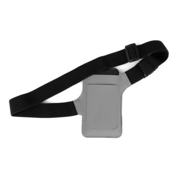 купить Сумка беговая Spokey Run Waist Belt Mondial, grey, 924971 в Кишинёве