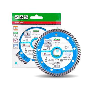купить Алмазный отрезной диск Distar Turbo 150*2.2*9*22.225 Extra в Кишинёве