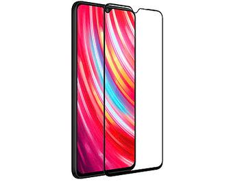 420019 Screen Geeks sticla protectie Xiaomi Redmi Note 8 Pro Full Cover Glass Pro All Glue 4D, Black (защитное стекло для смартфонов Xiaomi, в асортименте)
