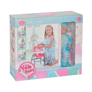 купить Yale baby Кукла 30 см в Кишинёве