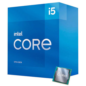 Процессор CPU Intel Core i5-11500 2.7-4.6GHz Six Cores 12-Threads, vPro (LGA1200, 2.7-4.6GHz, 12MB, Intel UHD Graphics 730) BOX with Cooler, BX8070811500 (procesor/Процессор)