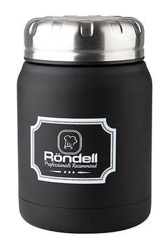Термос RONDELL RDS-0942 (0.5л Black)