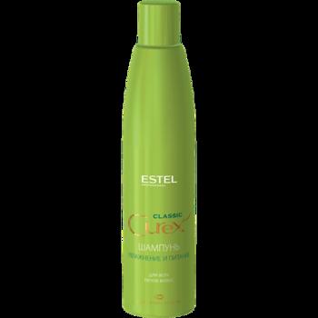 Шампунь для всех типов волос, ESTEL Curex Classic, 300 мл., Увлажнение и питание