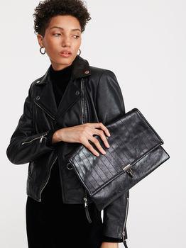Куртка RESERVED Чёрный wh762-99x