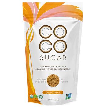 Органический сахар из цветков кокоса