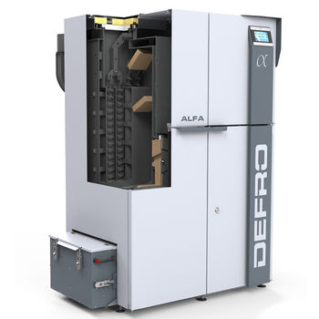 купить Твердотопливный котёл Defro Alfa 30 кВт в Кишинёве