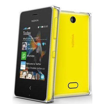 Nokia Asha 503 2 SIM (DUAL) Yellow