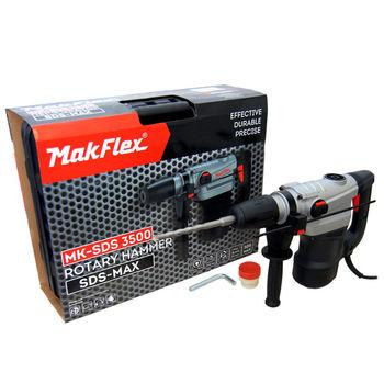 купить Перфоратор MK-SDS MAX 3500 1150W MakFlex в Кишинёве