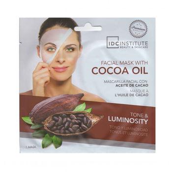 cumpără IDC Institute Masca tonifianta cu ulei de cacao p/u fata 22g în Chișinău