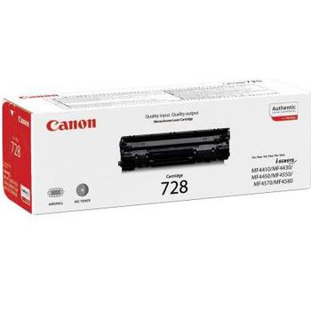 Cartridge Canon 728 (HP CE278A), black (2100 pages) for MF44xx/45xx/47xx/48xx serias