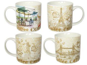 """купить Чашка """"City-Coffe"""" 500ml в Кишинёве"""