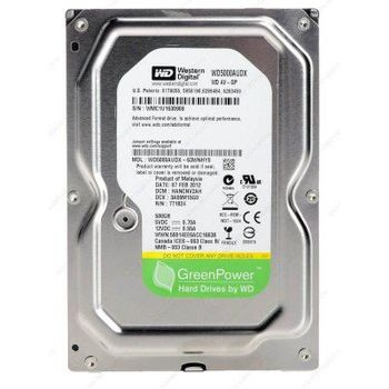 "3.5"" HDD 320GB  Western Digital WD3200AVCS  AV-GP™, IntelliPower, 16MB, SATAII"