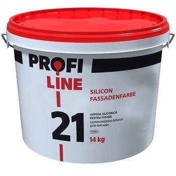 ProfiLine Силиконовая краска Silicon FassadenFarbe 14кг
