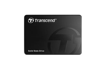 "2.5"" SSD 64GB Transcend Premium 340 Series SATAIII, Aluminum case, Sequential Reads 400 MB/s, Sequential Writes 90 MB/s, Max Random 4k: Read 40,000 / Write 22,000 IOPS, 7mm, JMICRON JMF670H Controller, 3.5 Bracket, NAND MLC"
