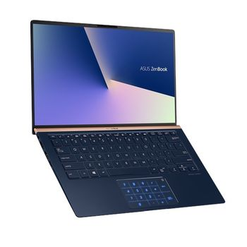 """купить 14.0"""" ASUS ZenBook 14 UX433FA Blue в Кишинёве"""