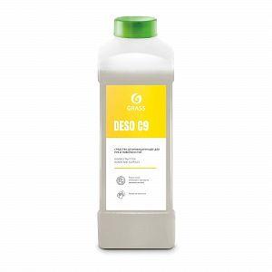 Дезинфицирующее средство на основе изопропилового спирта Deso C9 1л