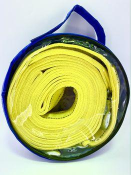 Fringhie remorcare p/auto fibre textile 5t 6m dublu