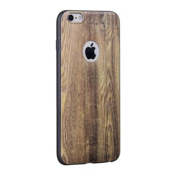 купить Hoco Element Series Wood iPhone 6/6s, Crude Wood в Кишинёве
