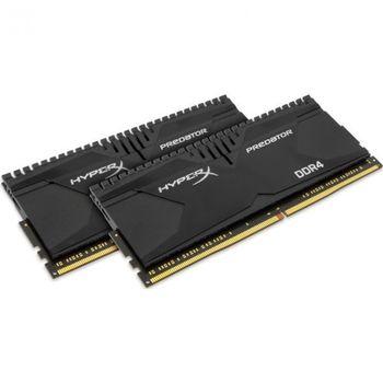 32GB DDR4-3333MHz Kingston HyperX Predator (Kit of 2x16GB)