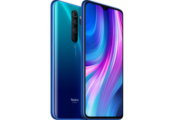 cumpără Xiaomi Redmi Note 8 Pro 6/128Gb Duos, Blue în Chișinău