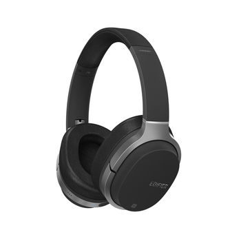 Edifier W830BT Black / Bluetooth and Wired On-ear headphones with microphone, Bluetooth v4.1 aptX,3.5 mm jack, Dynamic driver 40 mm, Frequency response 20 Hz-20 kHz, On-ear controls, Ergonomic Fit, Battery Lifetime (up to) 80 hr, charging time 4 hr