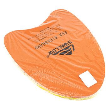 Доска для плавания 34x31.5x2.5 см EVA PL-4371 / SWMP-002 (149)