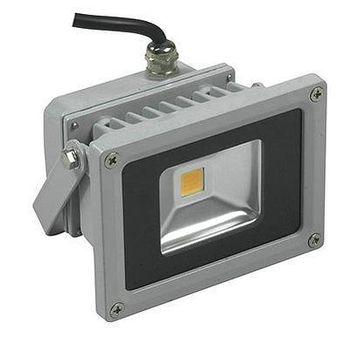 Panlight Светодиодный прожектор с датчиком движения PL-FL10BW-S 10Вт