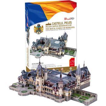 купить CubicFun 3D Peles Castle в Кишинёве