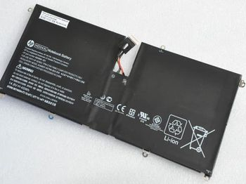Battery HP Envy Spectre XT 13-2000 series 685866-171, 685866-1B1, 685989-001, HD04XL, HSTNN-IB3V, TPN-C104, HSTNN-IB3V 14.8V 2950mAh Black Original