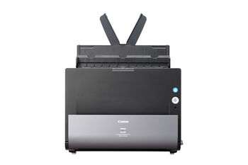 Document Scanner Canon DR-C225W, WiFi, ADF (30 sheets - 50-80g/m2), 3-colour (RGB) LED, CMOS CIS 1 Line Sensor,  Front/ Back/ Duplex, B&W 25ppm/50ipm - colour 25ppm/50ipm, 600 x 600dpi, 24-bit colour, Daily Duty Cycle: 1500 scans/day, USB 2.0, W2,7kg