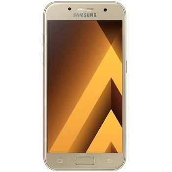 купить Samsung A320F Galaxy A3 (2017) Gold в Кишинёве