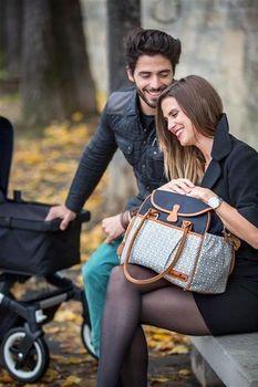 купить Babymoov Сумка для мамы Style Black в Кишинёве