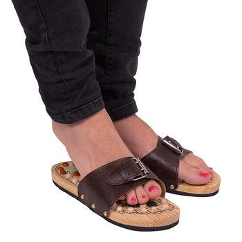 Массажные сандалии с магнитами inSPORTline 16907-39 (2745)