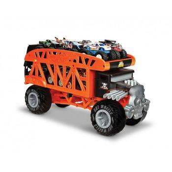 купить Hot Wheels Монстро-транспортер Bone Shaker серии Monster Trucks в Кишинёве