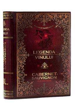 Каберне Совиньон Сухое книга bag in box Vinuri de Comrat, 3Л