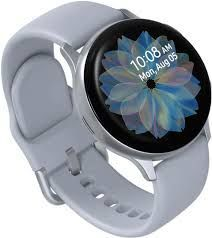 купить Samsung Galaxy Watch Active 2 SM-R830 40mm Aluminium, Silver в Кишинёве