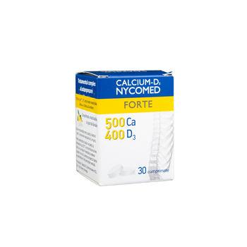 cumpără Calciu D3 Forte 500mg+400UI comp. mast. N30 (Nycomed) (TVA=20%) în Chișinău