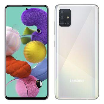 купить Samsung Galaxy A51 4/64Gb Duos (SM-A515), White в Кишинёве