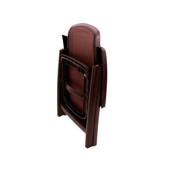 Кресло складное Nardi DELTA CAFFE trama caffe 40310.05.117 (Кресло складное для сада и террасы)