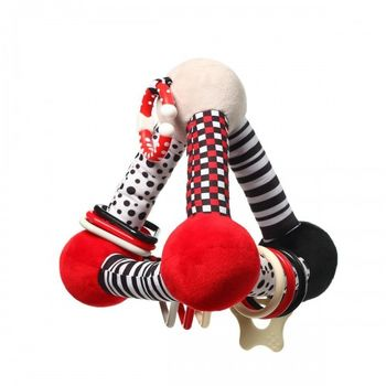 купить Развивающая игрушка Babyono TINY YOGA TRIANGLE-C MORE в Кишинёве