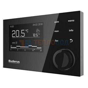 купить Термостат Buderus RC310 black в Кишинёве