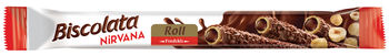 Трубочка Nirvana с шоколадом и орехами 28г