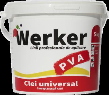 cumpără Clei PVA Werker 5 kg în Chișinău