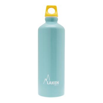 купить Бутылка Laken Futura Aluminium, Yellow Cap, 0.75 L, 72Y в Кишинёве